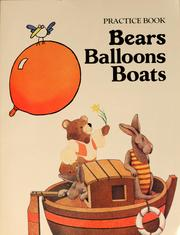 Cover of: Bears ; Balloons ; Boats