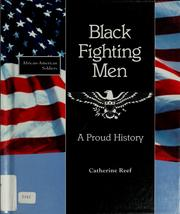 Cover of: Black fighting men