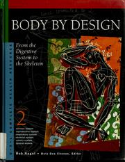 Cover of: Body by design