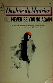 Cover of: I'll never be young again