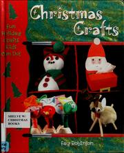 Cover of: Christmas Crafts