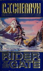 Cover of: Rider at the gate