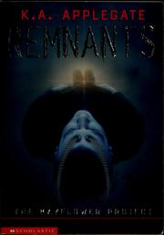 Cover of: The Mayflower Project (Remnants, #01)
