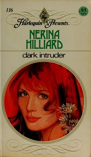 Cover of: Dark Intruder