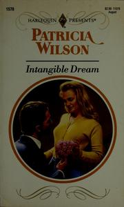 Cover of: Intangible Dream