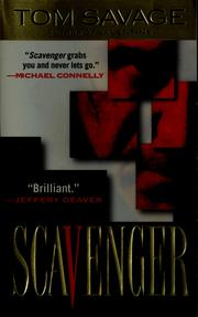 Cover of: Scavenger
