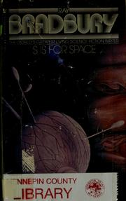 Cover of: S is for space