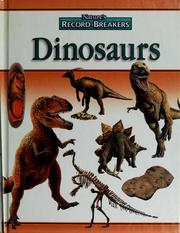 Cover of: Dinosaurs