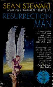 Cover of: Resurrection man