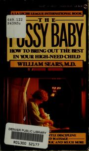 Cover of: The fussy baby