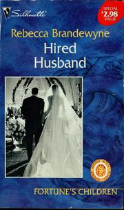 Cover of: Hired Husband