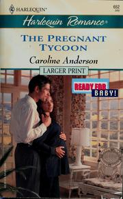 Cover of: The Pregnant Tycoon