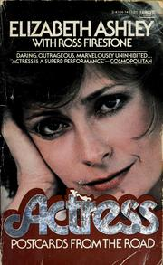 Cover of: Actress