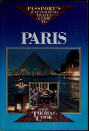Cover of: Passport's illustrated travel guide to Paris