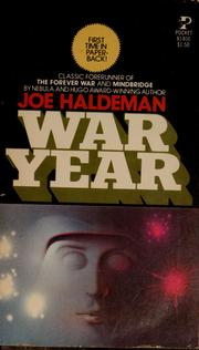 Cover of: War year