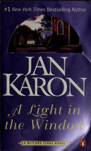 Cover of: A light in the window
