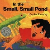 Cover of: In the small, small pond