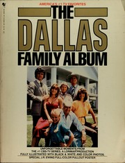 Cover of: The Dallas family album