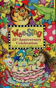 Cover of: Wee sing 25th anniversary celebration