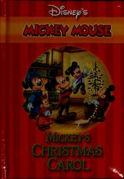 Cover of: Walt Disney's Mickey Mouse