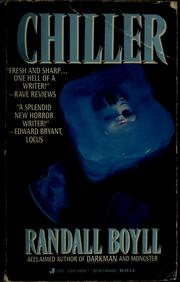 Cover of: Chiller