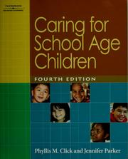 Cover of: Caring for school-age children
