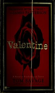 Cover of: Valentine