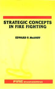 Cover of: Stategic Concepts in Fire Fighting