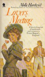 Cover of: Lovers meeting: a novel