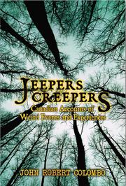 Cover of: Jeepers Creepers