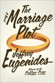 Cover of: The Marriage Plot