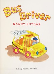 Cover of: Bus driver