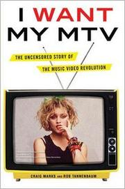 Cover of: I want my MTV