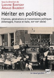 Cover of: Hériter en politique