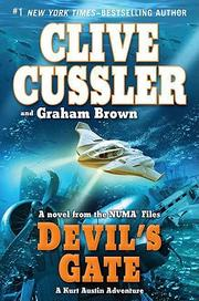 Cover of: Devil's gate: a novel from the NUMA files