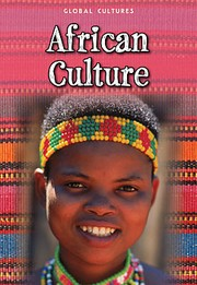 Cover of: African culture