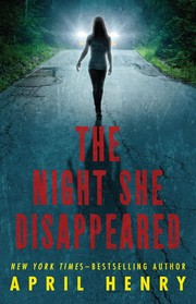 Cover of: The night she disappeared