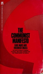 Cover of: The Communist Manifesto