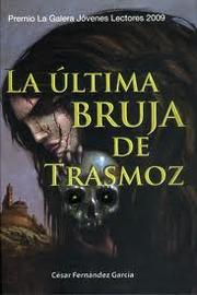 Cover of: La ultima bruja de Trasmoz