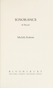 Cover of: Ignorance