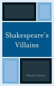 Cover of: Shakespeare's villains