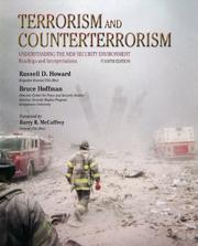Cover of: Terrorism and Counterterrorism: Understanding the New Security Environment, Readings and Interpretations