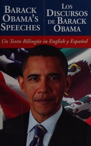 Cover of: Barack Obama's speeches =