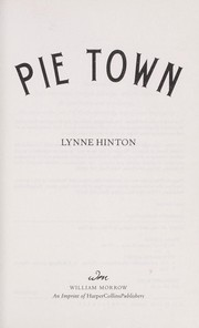 Cover of: Pie Town