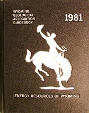 Cover of: Economic Mineral Deposits of Wyoming