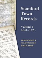 Cover of: Stamford Town Records