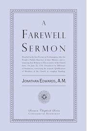 Cover of: A Farewell Sermon