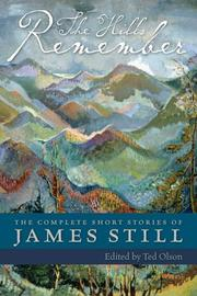 Cover of: The hills remember