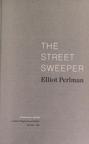 Cover of: The street sweeper