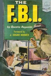 Cover of: The F. B. I